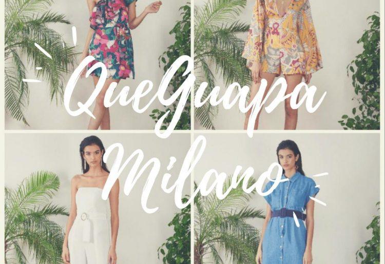 QGuapaMilano: Primavera/Verano 2019