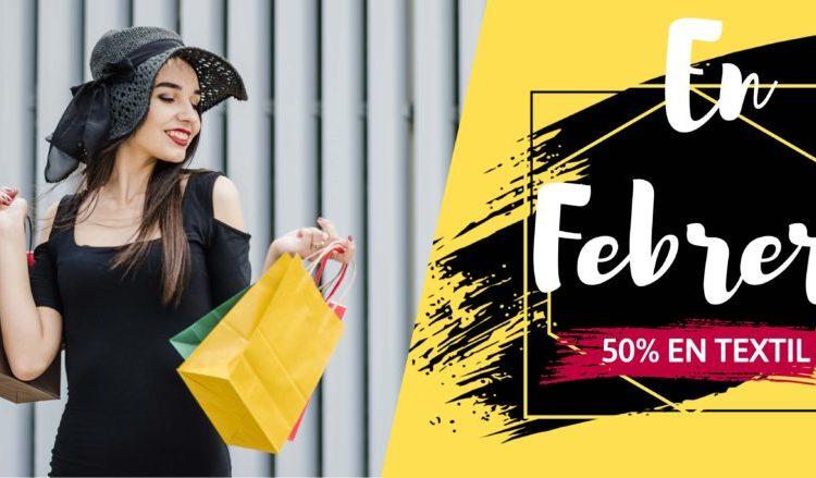 ¡Ampliamos las rebajas! Disfruta de más de un 50% en Febrero