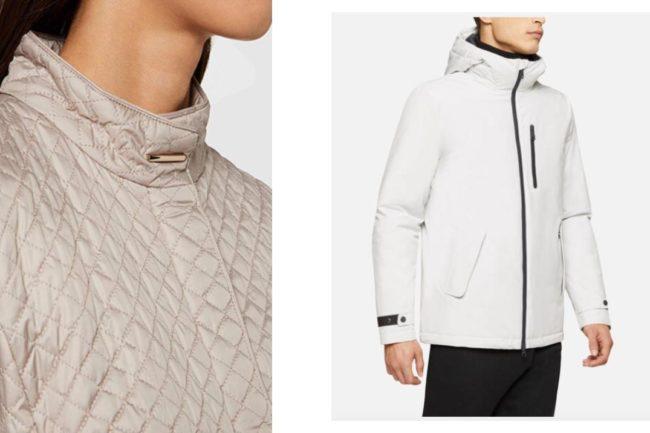 lote chaqueta ropa